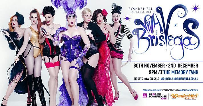 Bombshell Burlesque at Wonderland