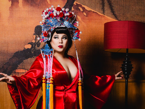Cultural Appropriation in Burlesque