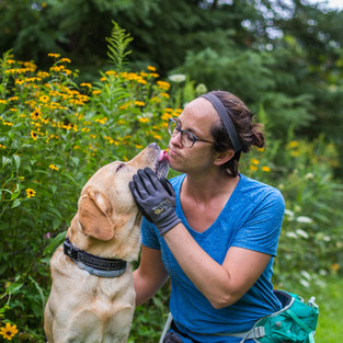 Laura Holder, Executive Director & Canine Keeper