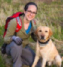 conservation dog, laura holder