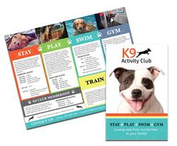 "5.5"" x 8.5"" Folded Brochure"