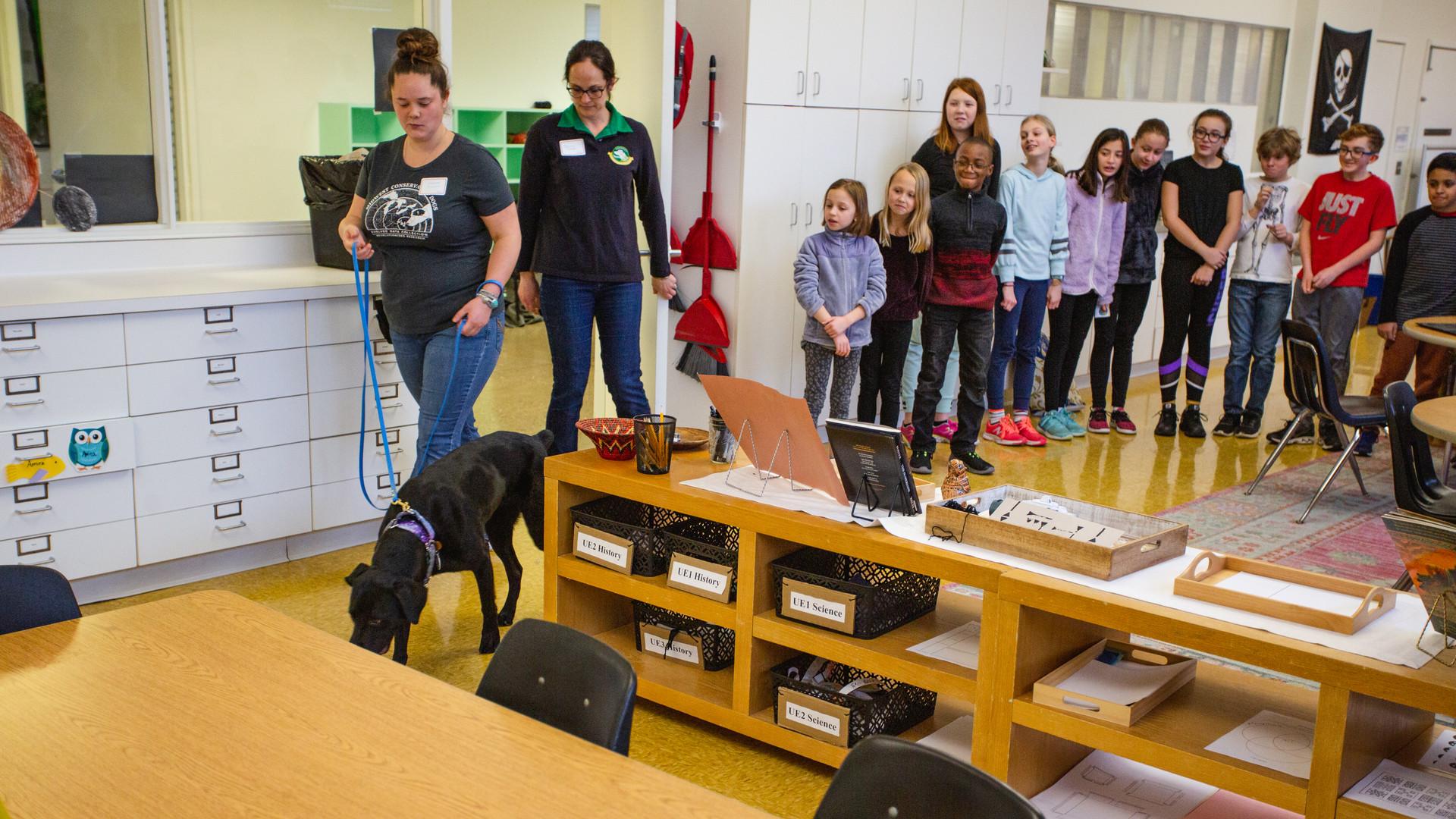 Photo: Milwaukee Montessori School
