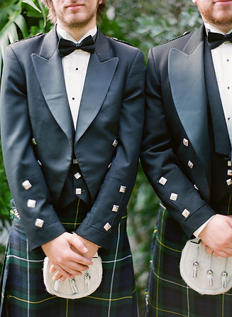 SCOTTISH WEDDING STYLE AT SOHO HOUSE NEW YORK WEDDING BY GUERDY DESIGN DESTINATION WEDDING PLANNER