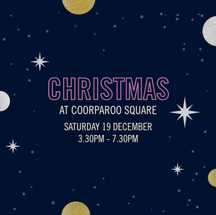Christmas at Coorparoo Square