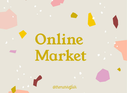 We are going online!