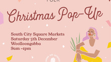 Christmas Pop-Up at South City Square