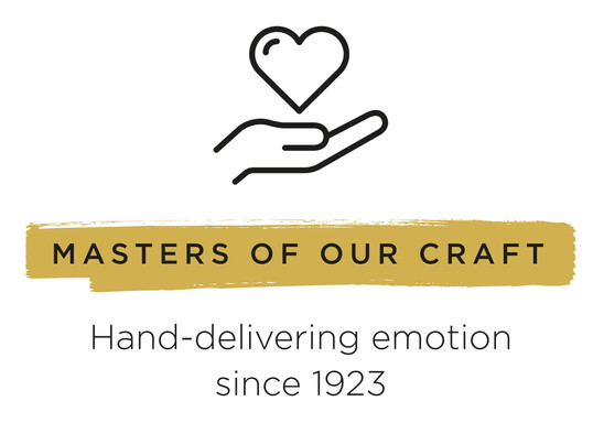 Interflora Brand Icons Masters of our Cr