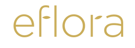 Primary Eflora Logo  GoldonTransparent R