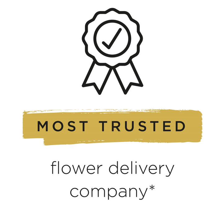 Interflora Brand Icons AW Most Trusted.j