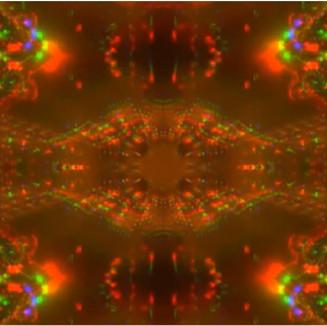 Fireworks #1 w/ audio by James DeWeaver 2021 NFT
