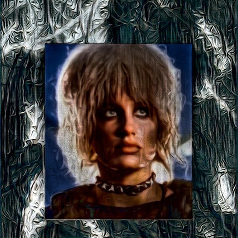 Pris Beautiful and Deadly Blade Runner Replicant
