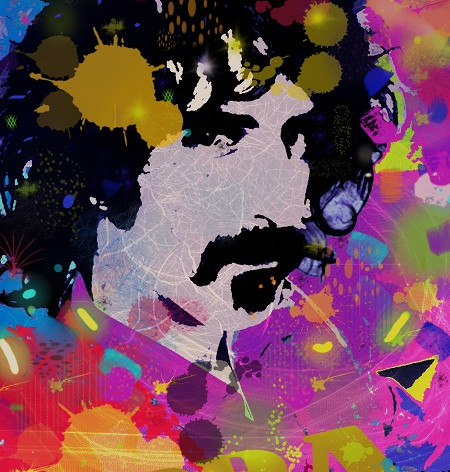 "Frank Zappa ""Mr. Colorful"" 2019"