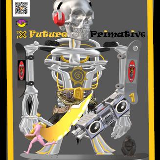 Future Primative 2021 by James DeWeaver