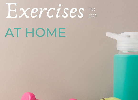 Exercises for the Home
