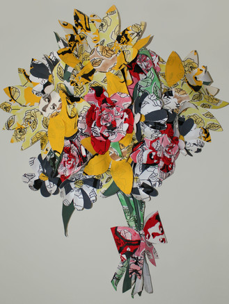 Bouquet of Confidence - by Kayla Weinman