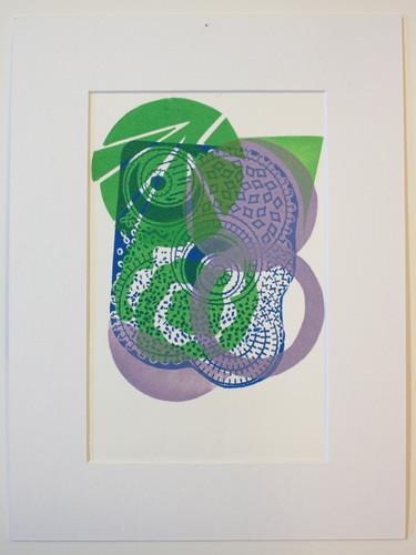 Print #1 - by Valerie Dillon