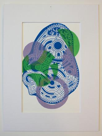 Print #2 - by Valerie Dillon