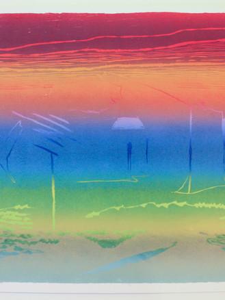 Spectrum - by Cathie Crawford
