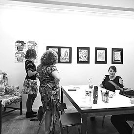 Here's a sneak peak of Valerie's show from this past Thursday's Opening_edited.jpg