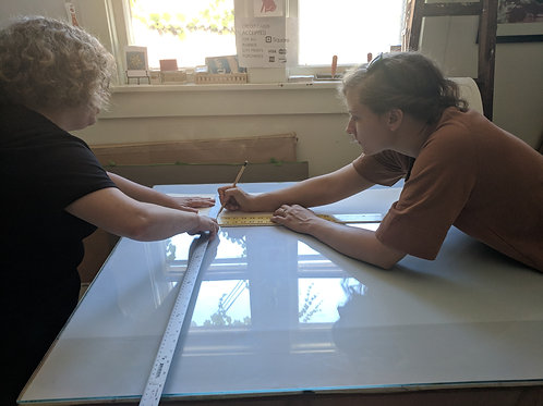 One-on-One Advanced Printmaking session session