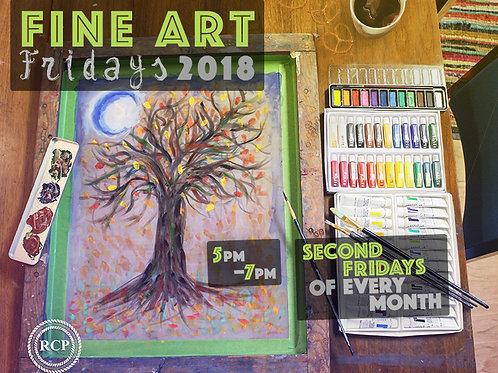 Fine Art Friday
