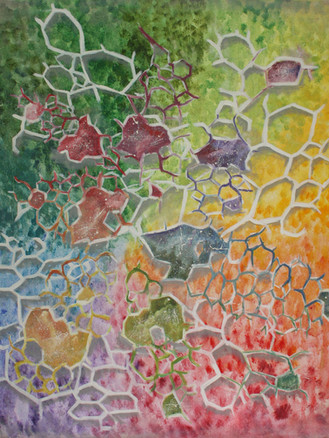 An Artists DNA - by Sara Thompson