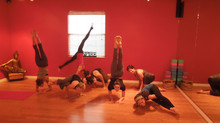 First Inversion Workshop at Studio 108 with Missy
