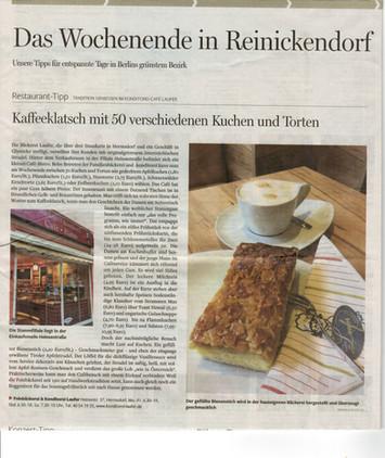 Berliner Morgenpost berichtet über Uns!