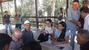 Juruena obtém o Compromisso do Governo do Estado de 1 Milhão Para Pavimentação de Trecho da MT 170