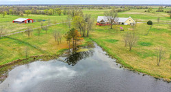 Firefly UAS, LLC ranch and pond