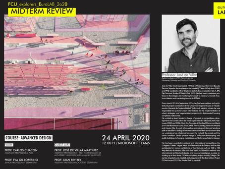MIDTERM REVIEW x SIGNIFICANT GUEST JURY - Prof. José de Villar