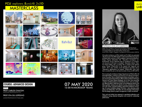 MASTERCLASS|Prof. Eva Gil Lopesino - Co-founder of elii