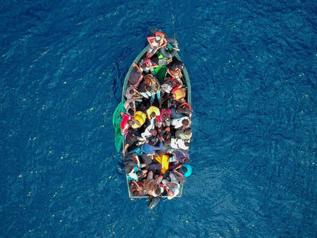 Workshop in Berlin - Architecture students & Seaborne refugees? (I)