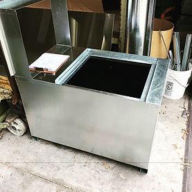HVAC PLENUM BOX