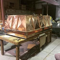 #copper #sheetmetal #tinknocker #klingfab
