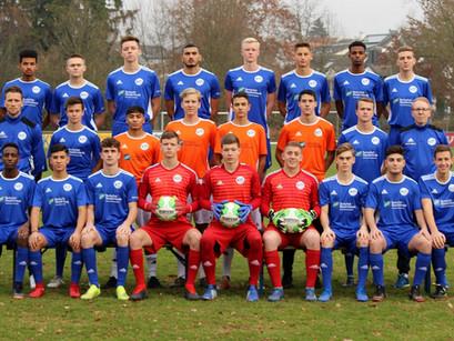 U19 steigt in Hessenliga auf!