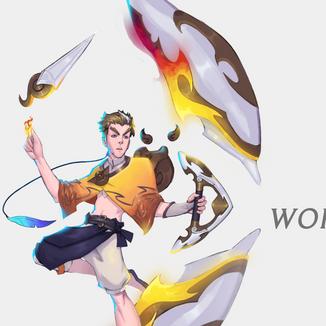 World Paragons (WIP)