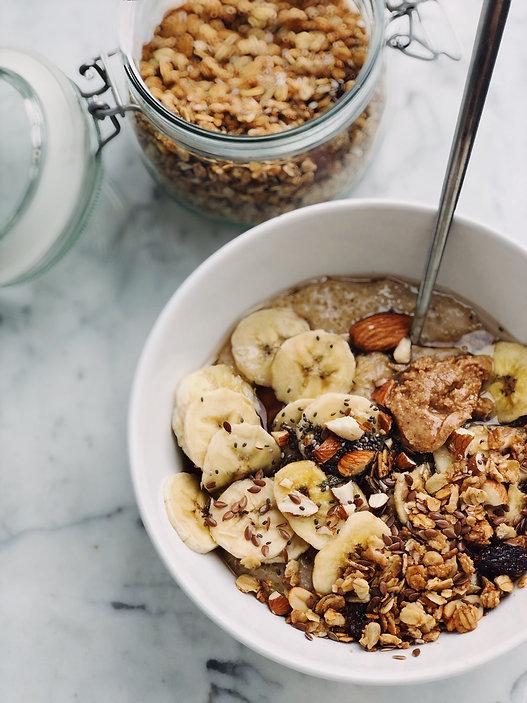 voeding dieet advies schema analyse plan