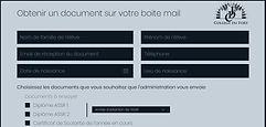 Demandes de documents administratifs