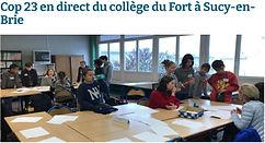 Collège du fort - COP24.5