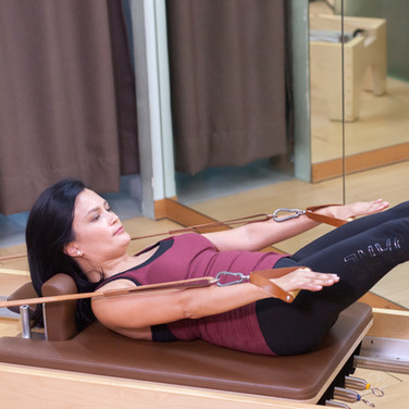 Options Studio Ambassador Daphne Osena Paez on the Classical Reformer