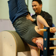 Movement Specialist Kit with Pilates Master Trainer Ole on the Ladder Barrel