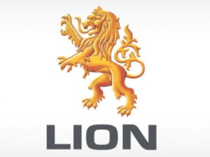 Congratulations from Lion!