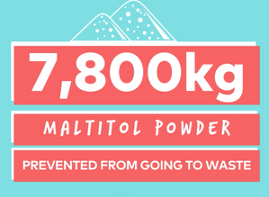 Yume Highlights: 7 Tonnes of Maltitol
