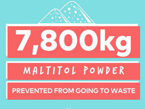 Yume Highlights: 7 Tonnes of Maltitol