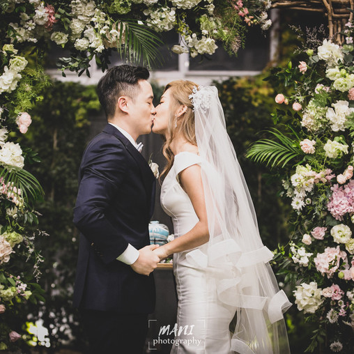 온즈드롬 베스트웨딩 2019 Rafael & Geemin's Wedding