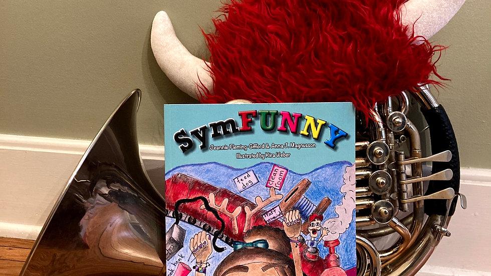 SymFUNNY Children's Workshop (includes 1 book!)