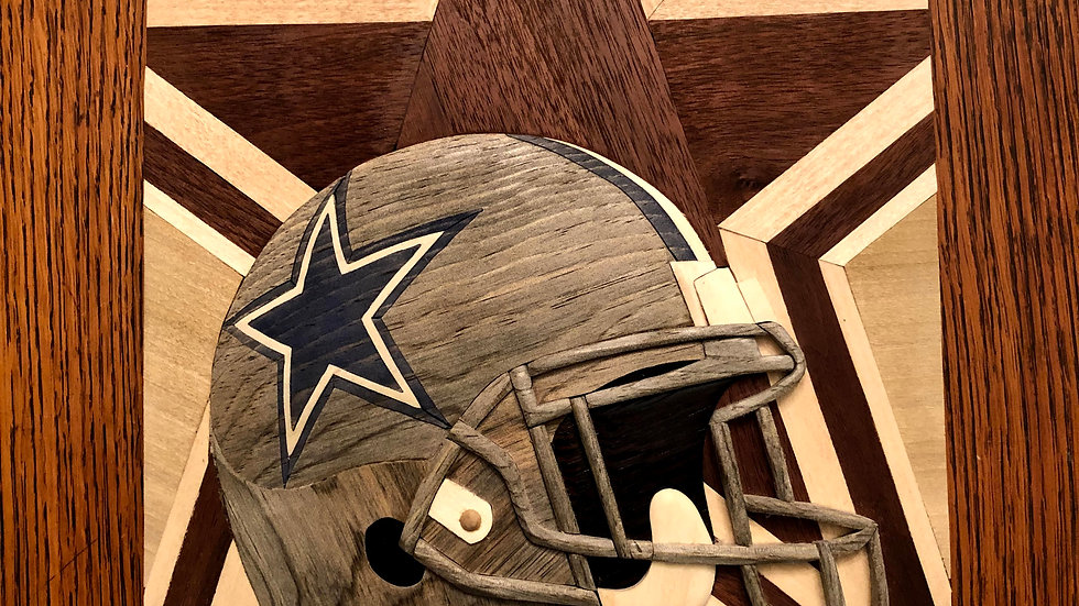 Dallas Cowboy Wall Hanging