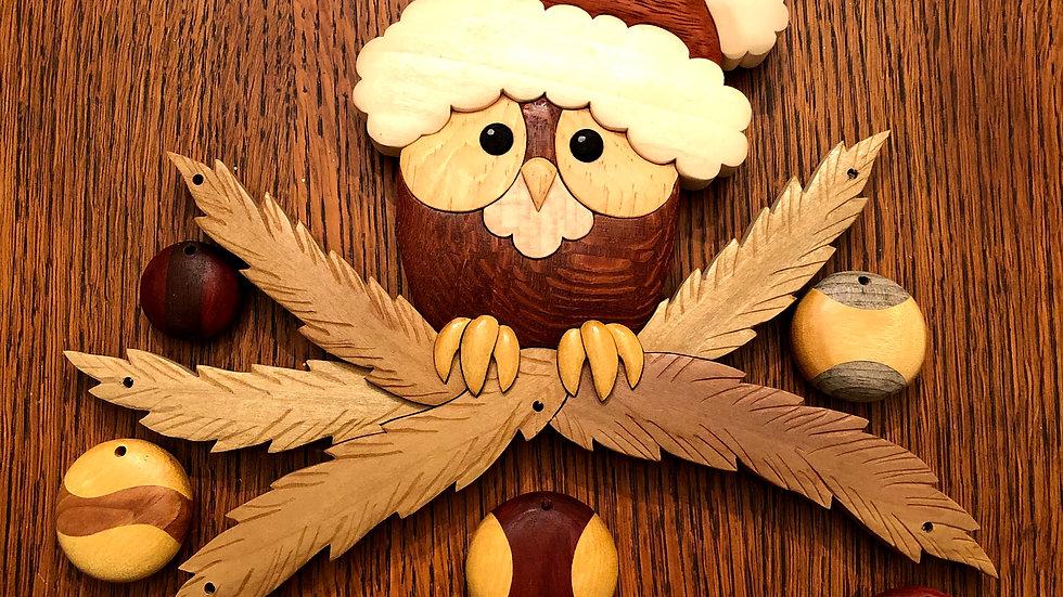 Happy Hoo-li-day Owl