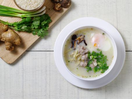 A Gut-Healing, Soul-Warming Winter Congee Recipe